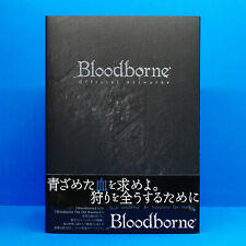 Bloodborne + The Old Hunters JP Art Book Official Artworks Collection