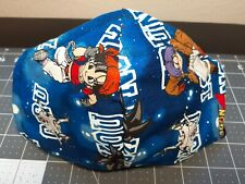 1 - Fabric Face Mask w/ Nose Wire & Filter Pocket - DRAGON BALL GT 100% Cotton
