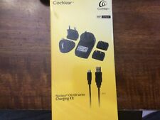 cochlear nucleus cr200 series charging kit new unopened