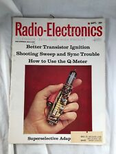 Vintage Radio Electronics Magazine September 1964 Better Transistor Ignition