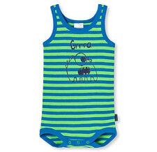 SCHIESSER Baby Body ohne Arm Gr 68 74 80 86 92 98 104 Bodies NEU