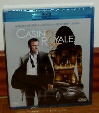 CASINO ROYALE - JAMES BOND OO7-BLU-RAY-NUEVO-NEW-PRECINTADO-SEALED-ACCION