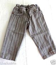 MEXX Pantacourt pantalon taille ajustable  fille 8 / 10 ANS