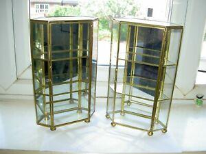 Miniature Curios Cabinets Roberts Brand
