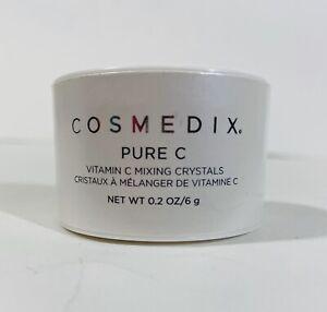 Cosmedix Pure C Vitamin C Mixing Crystals 0.2 oz New Beauty Fight Aging