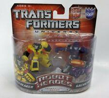 Hasbro Transformers Universo Robot Héroes Gen.1 Sunstreaker & Galvatron Moc
