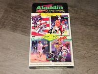 Quattro Sports Nintendo Nes Brand New Sealed Aladdin Cart