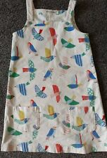 Girls Beautiful Mini Boden Pinafore 11-12 Years Excellent Condition