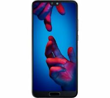 Huawei p20 eml-l09 schwarz 128gb 4gb Netzwerk entsperrt Dual Kamera FHD Smartphone