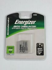 ENERGIZER ER-D520 Rechargeable Battery For Olympus Stylus Verve Digital Camera E