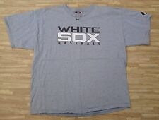 Chicago White Sox Nike MLB Baseball Shirt ~ Men's Large L XL ~ Gray AL