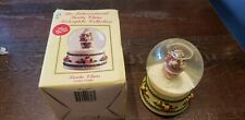 NEW The International Santa Claus Waterglobe Collection Musical Snowglobe USA