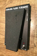 MORLEY POWER WAH VOLUME GUITAR EFFECTS PEDAL Used Good condition