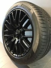 """FORD MUSTANG GT MY16 19"""" GENUINE ALLOY WHEELS AND TYRES"""
