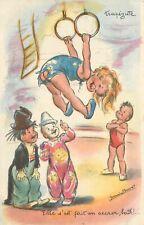 GERMAINE BOURET (illustrateur) Tapèziste.. (329)