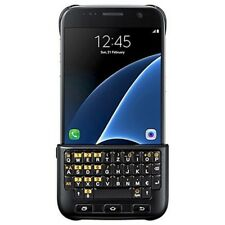SAMSUNG CUSTODIA KEYBOARD COVER GALAXY S7 NERO