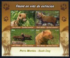 Peru 2007 Hunde Dogs Haustiere Block 46 Postfrisch MNH