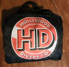 Hollywood Divers Co. Large Black Foldable Gear Bag HD