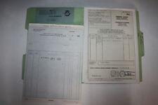 MV AGUSTA 850SS AMERICA  Engine #221023  Frame #221014 Certificate of Origin
