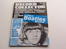 RECORD COLLECTOR BEATLES MONTHLY 41 SEPTEMBER  1979 EXCELLENT