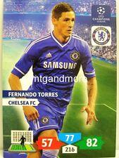 Adrenalyn XL Champions League 13/14 - Fernando Torres - Chelsea FC