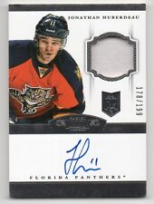 13/14 Panini Dominion Jonathan Huberdeau Auto Rookie Patch SP RC #d 178/199