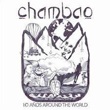 10 Años Around The World - Chambao 2 CD Set Sealed New