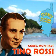 CD Tino Rossi - Corse, mon pays