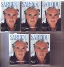 rare 5 K7 audio MICHEL SARDOU selection reader digest