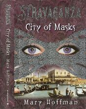 Mary Hoffman - City of Masks - 1st/1st