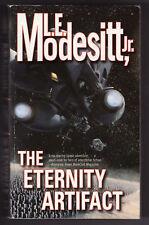 L. E. MODESITT, JR.: THE ETERNITY ARTFACT (Science Fiction--2006) PB