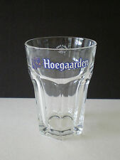 HOEGAARDEN  BELGIAN BEER GLASS /  1/2  PINT BELGIUM