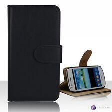 Fundas y carcasas lisos Para iPhone 6 color principal negro para teléfonos móviles y PDAs