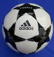 adidas UEFA Champions League 2002-03 Finale 2, black Star