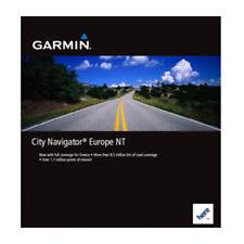 Garmin City Navigator Europa NT Alpes & Dach │ Micro/sd tarjeta de GPS Nuvi 2018 Actualizado