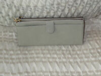 Hobo International TAYLOR  Leather Wallet - CLOUD  NWT