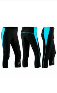Women Cycling Cool Max Tights Compression Padded /Bicycle Tights MOD WEAR