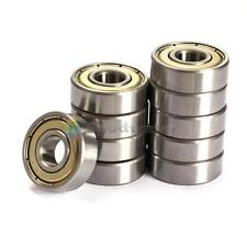 10 X Skateboard Scooter Ball Roller Ball Bearings Skate Bearings Wheels 8x22x7mm