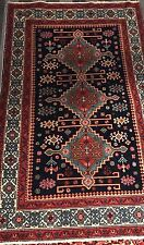 HANDMADE 100% PERSIAN WOOL RUG - FREE DELIVERY