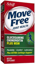 Move Free Joint Health Plus MSM, Schiff Vitamins, 120 tablets