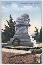 Dalmatien: Lissa, Kriegerdenkmal, ungel