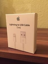 100%Apple Original USB Lightning Ladekabel iPhone 5,6/7 iPad/ 1m