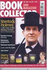 SHERLOCK HOLMES / HARRY POTTER / MARIELLA FROSTRUPBook Collector244Jul2004