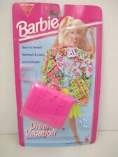 """Barbie Fashions - """"Dream Vacation"""" 1993 Mattel # 10754 New in factory sealed box"""