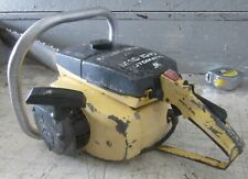 "VINTAGE COLLECTIBLE MCCULLOCH MAC 10-10 AUTOMATIC CHAINSAW WITH 24"" BAR"