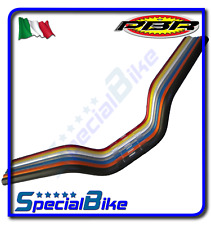 Manillar moto Naked Universal PBR Ø 22 posicion alta Ergal anodizado