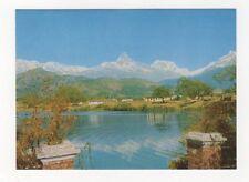 Mt Mahhapuchare Nepal Postcard 159b