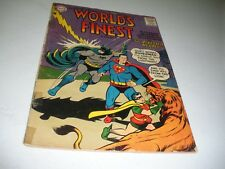 World's Finest Comics #87 April 1957 VG  DC Comics In The Reversed Heroes