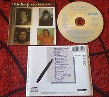 VICTOR MANUEL **Año Tras Año** ORIGINAL 1989 SPAIN CD ANA BELEN