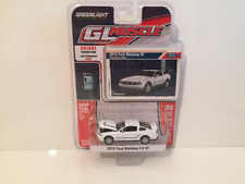 GL Muscle 2012 Ford Mustang 5.0 GT Performance White Greenlight